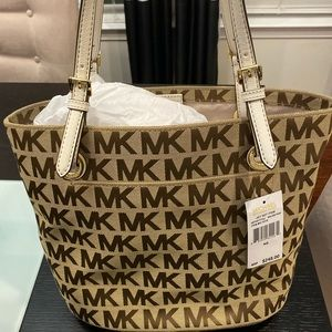 Authentic New With Tags Michael Kors bag!